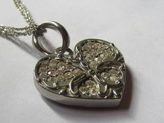 Heart-Shaped Necklase for Women #Unbranded