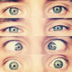 His Eyes though <3 Connor Franta O2L