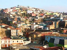 I loved Valparaiso, Chile.  It reminded me of the US in the 50's.  Very open and warm people and they understood my Spanish. It is called the City of 17 Hills and there are still cable cars that got up the steep hills.