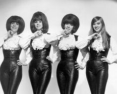 The Shangri-Las 48th Anniversary of No. 1 Hit 'Leader of the Pack'  http://www.youtube.com/watch?v=FGQt6GY8nKA