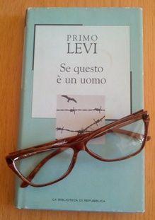 """""""Se questo è un uomo"""", di Primo Levi (La Biblioteca di Repubblica)"""