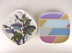 Currently at the #Catawiki auctions: Rosenthal 'Studio - Line' 2 porcelain collector's display plates