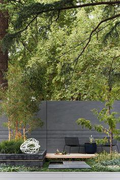 'Avant-garden' designed by Brett Robinson of Acre Landscape Architecture Studio Australia