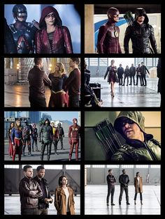 #Supercrossover :D