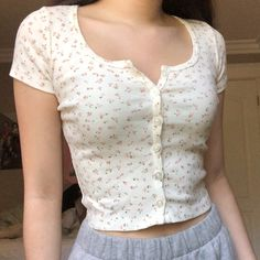 Teen Fashion Outfits, Mode Outfits, Retro Outfits, Girly Outfits, Cute Casual Outfits, Look Fashion, Korean Fashion, Summer Outfits, Casual Clothes