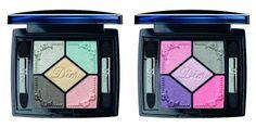 5 Color Trianon Eye Shadows...Powdery pastel & rock eyes