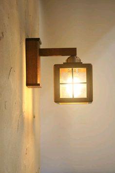 Wooden Lanterns, Candle Lanterns, Japanese House, Best Interior, Lamp Light, Sconces, Interior Decorating, Wall Lights, Lighting