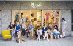Vegane Modeshops und Boutiquen