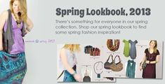 Our latest lookbook! Featuring some of our favorite boho womens fashions!
