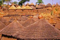 Pueblo de Parakou