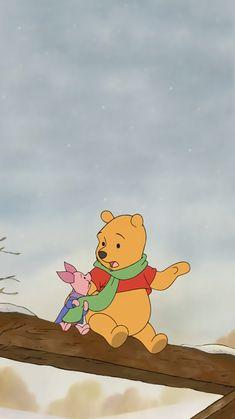 Wallpaper Animes, Disney Phone Wallpaper, Cellphone Wallpaper, Wallpaper Iphone Cute, Animes Wallpapers, Winne The Pooh, Cute Winnie The Pooh, Winnie The Pooh Friends, Arte Disney