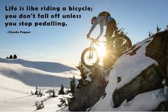 Cycling is a way to happiness. Own a fatbike at www.marlinbikes.com