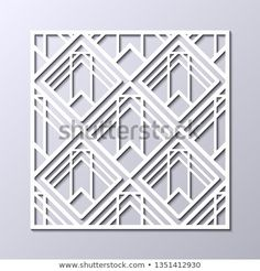 Geometric ornamental white vintage texture on grey background. Retro Art, Gray Background, Art Deco Fashion, Frames, Illustrations, Texture, Patterns, Logos, Grey