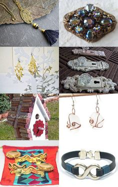 Truly Unique by April on Etsy--Pinned with TreasuryPin.com