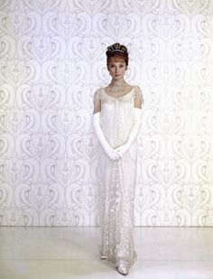 The Ultimate Wedding Dress - as far as I'm concerned :)  love love love