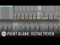 Ableton Live Tutorial: Routing Live's Browser Preview into an Audio Track - YouTube
