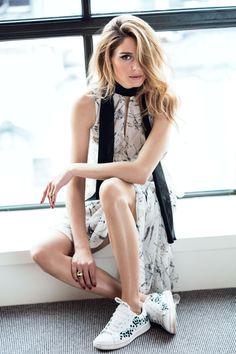 Olivia Palermo Shares Her Beauty Secrets