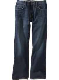 Men's Boot-Cut Jeans