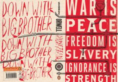 My thoughts about 1984 by Orwell