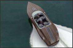 Le Raceline 26, un concept de bateau à moteur inspiré d'une voiture de course