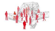 SUTD Professors Design 3D Printed Mesh Pavilion,© SUTD : Carlos Bañón + Felix Raspall