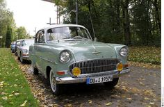1957 Opel Olympia Rekord Maintenance/restoration of old/vintage vehicles: the material for new cogs/casters/gears/pads could be cast polyamide which I (Cast polyamide) can produce. My contact: tatjana.alic@windowslive.com