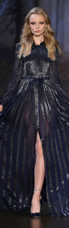 Ralph & Russo Haute Couture Fall Winter 2015-16 collection.