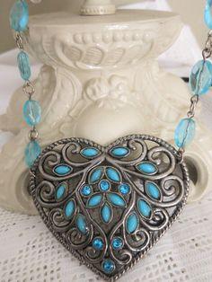 Be Still My Heart Necklace