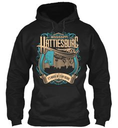 Ma B.  Hattiesburg It's Where My Story Begins | Teespring