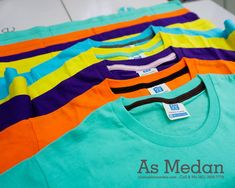 Distributor Kaos Polos Premium Comfort Koze | As Medan.