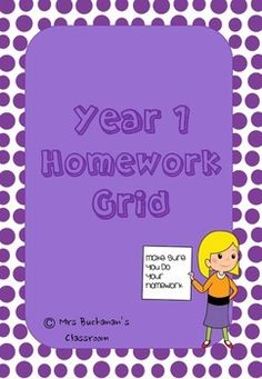 A Homework grid providing 4 weeks of homework for year 1. Based on the research of Dr Ian Lillicoe ensuring that homework is engaging, fun for student's and not stressful for busy families in today's society.Linked to Year 1 Australian Curriculum.