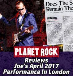 Joe's Triumphant Return To Royal Albert Hall Leo Planet, Joe Bonamassa, London Theatre, Royal Albert Hall, Read More, Theater, Concert, Reading, Theatres