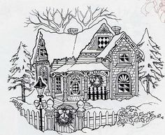 https://picasaweb.google.com/116833115678268710979/Natal?noredirect=1 Art Carte, House Colouring Pages, Pattern Coloring Pages, Free Coloring Pages, Printable Coloring Pages, Coloring Sheets, Coloring Books, Christmas Coloring Pages, Parchment Craft