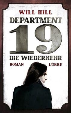 Department 19: The Rising - German hardback