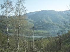 Moraca River, South of Kolasin