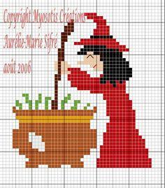 Cross Stitch Cards, Cross Stitching, Cross Stitch Embroidery, Cross Stitch Patterns, Halloween Embroidery, Halloween Cross Stitches, Halloween Crochet, Stitch Toy, Pixel Pattern