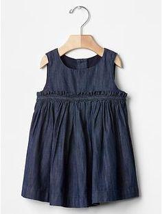 Denim jumper dress | Gap