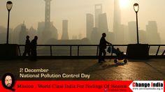 Shanghai Warns Children to Stay Indoors on Air Pollution Air Pollution, China, Shanghai, World, Festivals, Children, Viajes, Young Children, Boys