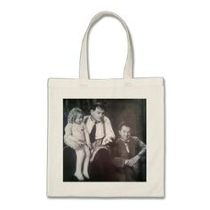 Economic stock market of the fat person and the tote bag - original gifts diy cyo customize