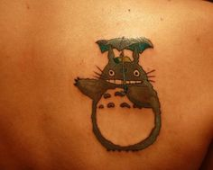 studio-ghibli-tattoos: Studio Ghibli Tattoos:... - It's not unusual