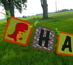 Great Dino Banner