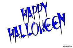 Vettoriale: Happy Halloween 3d
