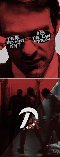 Daredevil: I'm not seeking penance for what I've done, Father. I'm asking for forgiveness for what I'm about to do.