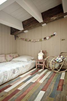 Kids spaces in a house in l'Ille de Ré - Petit & Small