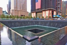 Visiting the 9/11 Memorial   New York Stock Exchange