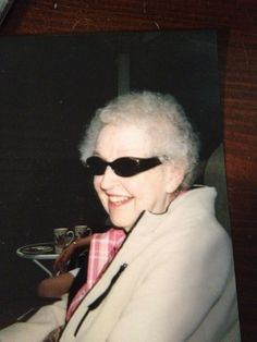 My beloved mom, who passed 4/29/11 from Diabetes! Miss her so!!