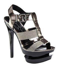 Jessica Simpson Cathi Platforms / Dillards