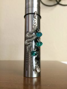 A personal favorite from my Etsy shop https://www.etsy.com/listing/219239493/snake-vape-sister-charm