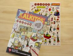 KALKITOS - Limited Edition by Singapore Memory Project on Behance