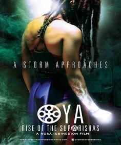 Video: Oya: Rise Of The Orisha (@OyaMovie) [Short Film]